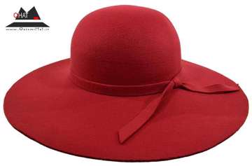 فروشگاه کلاه قاسمی - کلاه شاپو شهرزادی (قرمز)