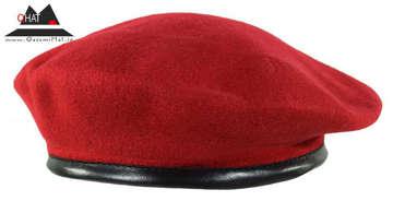 فرشگاه کلاه قاسمی-کلاه بره قرمز